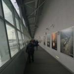 At Fryderyk Chopin Airport'