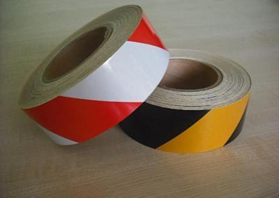 Self-adhesive reflective tape