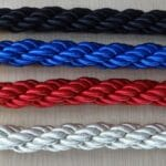Braid twisted rope colors